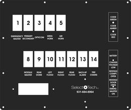 FAC-01595, Select Tech Ambulance