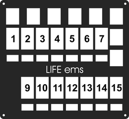 FAC-01645, LIFE ems