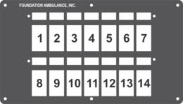 FAC-01850, Foundation Ambulance