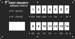 FAC-02150, 1st Priority Emergency Vehicles