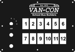 FAC-02357, Van Con