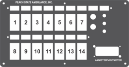 FAC-02460, Peach State Ambulance, Inc.