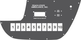 FAC-02584, Peach State Ambulance, Inc.