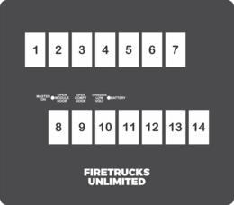 FAC-02729, Firetrucks Unlimited