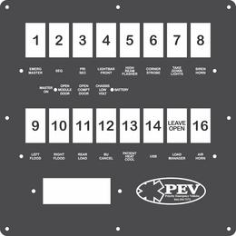FAC-02759, Priority Emergency Vehicles