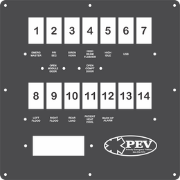 FAC-02793, Precision Emergency Vehicles