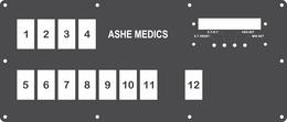 FAC-02823, Ashe Medics