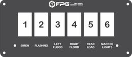 FAC-02954, 1st Priority Emergency Vehicles