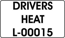 DRIVERS / HEAT