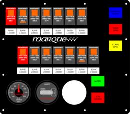 Marque, Dash, EPC-7