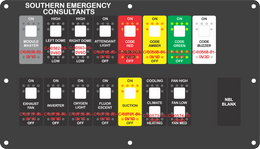 Southern Emergency Consultants Ambulance Module