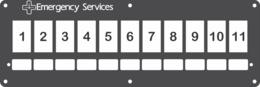 Ambulance Module Switch