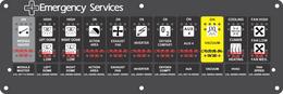Ambulance Dash Switch w/ 02111