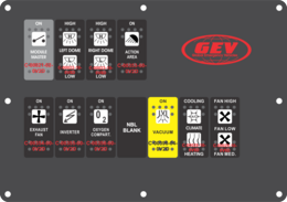 GEV, Ambulance Module